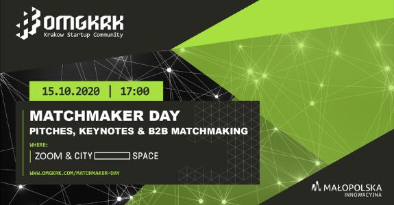, You Are Invited To #OMGKRK Matchmaker Day