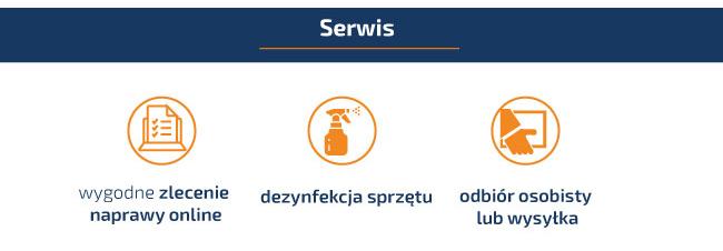 Serwis - wygodne zlecenie naprawy online