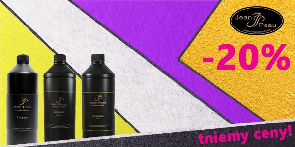 -20% na kosmetyki Jean Peau! Tniemy ceny w groomer.com.pl!